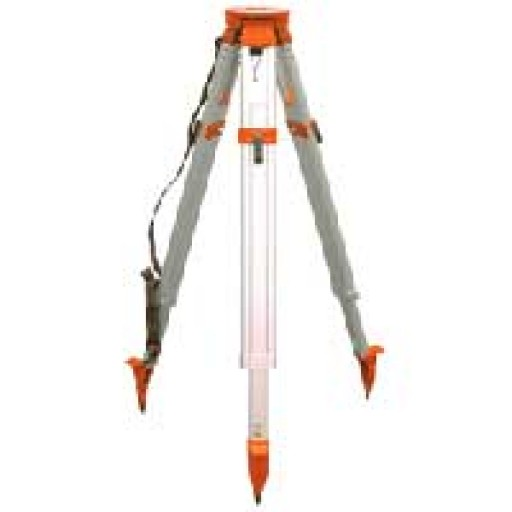 Heavy Duty Aluminum Tripod - 5/8 x 11 Thread, Dome Head