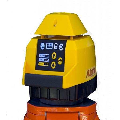 Pro Shot Alpha - Automatic Laser Level  -  020-0020P