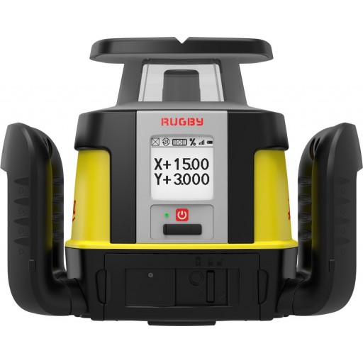 Leica Rugby CLA Rotary Laser with CLX700 Software