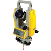 T8-05LP 5-Second Digital Theodolite, with Laser Plummet