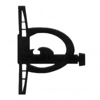 Hawkeye Sensor Bracket - Standard Clamp for Grade Rod