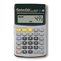 KitchenCalc - Recipe Scaling Calculator with Built-in Digital Kitchen Timer