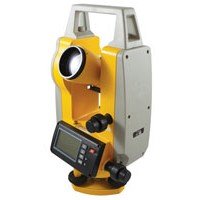 SitePro SKT05 5-sec. DIGITAL THEODOLITE With Optical Plummet