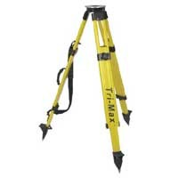 Tri-Max Certified Laser and Instrument Tripod - Heavy Duty Fiberglass W/Screw Clamp