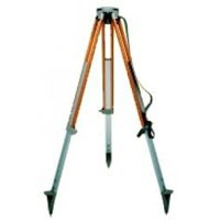 Sokkia PFA1 Aluminum Extension Tripod - Flat Head with Screw Clamps