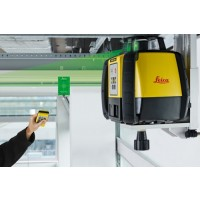 Leica Rugby 640 G Green Beam Laser