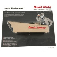 David White Pocket Site Level