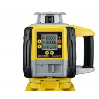 GeoMax Zone60 DG – Dual Grade Laser with Beam Catching Receiver-