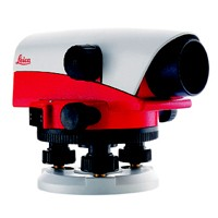 Leica GeoSystems NA720 Automatic Level - 20X Auto Level
