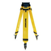 Northwest Instruments Wood- Fiberglass Tripod - With Quick Clamp