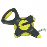 PVC Coated Fiberglass Measuring Tape - 200ft. Tape in 10ths of a Foot