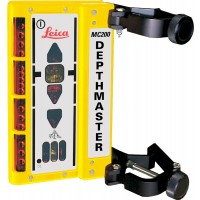 Leica MC200 Depthmaster Receiver / Laser Alignment DM200