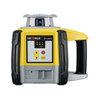 Geomax Zone40H Self-Leveling Rotary Laser with ZRP105 Pro Receiver