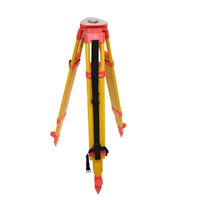Nedo Wood-Fiberglass Tripod w/ Quick Clamp - 200520-613