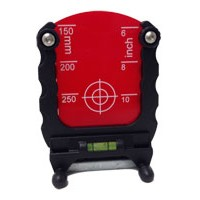 AGL Adjustable Pipe Target (6in to 10 in) - Pipe Laser Target