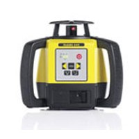 Leica Rugby 640 Construction Laser - with Rod Eye 140 and Lii-Ion Battery Pack - 6005988