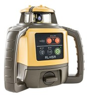 Topcon RL-R5S Laser with Rechageable Batteries and LS-100D
