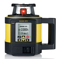 Leica Rugby 670 Single Grade Laser