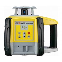 Geomax Zone20H Self-Leveling Horizontal Rotary Laser with Basic Receiver & Remote Control