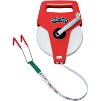 Sokkia Eslon Fiberglass Appraiser's Measuring Tape (Feet/Inches/8ths)