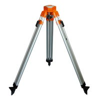 Nedo Medium-Duty Dome Head Tripod w/ Quick Clamp 200622 Nedo aluminum tripods are robust and very   solid. They are suitable for the every day use   with levels, builders' theodolites and rotating   lasers. Thanks to the tried and