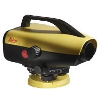 Leica Sprinter 150M Electronic Level Packagem with Metric Rod