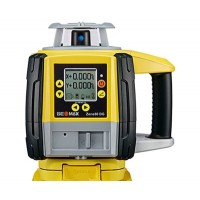 Geomax Zone80 DG Fully-Automatic Dual Grade Laser with Remote and Pro Receiver