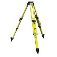Tri-Max Certified Laser and Instrument Tripod - Heavy Duty Fiberglass W/Snap Clamp