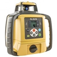 Topcon RL-SV1S Single Grade Laser, Rechargeable batts