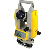 DT8-05LS 5-Second Laser Sight Digital Theodolite