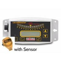 LevelMaster LM5 - Electronic Slope Meter Display System with Steep Slope Sensor