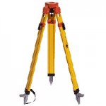 Nedo Heavy Duty Wooden Tripod - with Quick Clamp