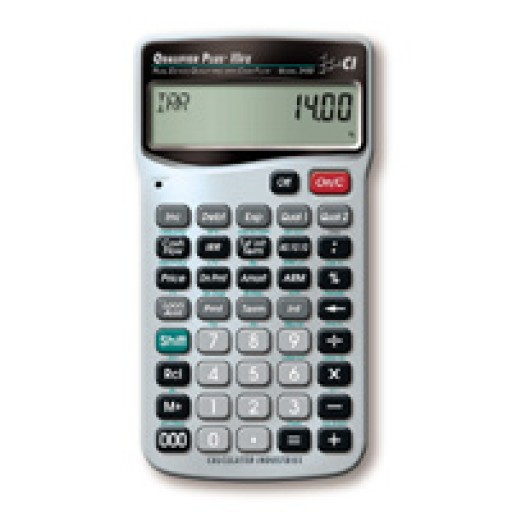 Qualifier Plus IIIFX - Advanced Residential AND Commercial Real Estate Finance Calculator!