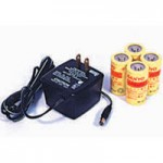 NiMH Battery Kit (US) for L4, L4+, AS-2, Alpha - Battery Pack and 110V Charger