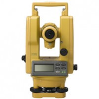 Topcon DT-209L Waterproof Digital Theodolite with Laser Pointer - DT-209L