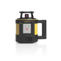 Leica Rugby 810 General Construction Laser with RE 140 and Alkaline Batteries
