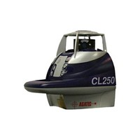 Agatec CL250 Cone Laser Package - Site Prep Laser for Athletic Fields