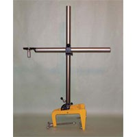 Transit Tower - Pipe Laying Transit Tower - Available with either a 5/8 -11 Mount or 3 -1/2 x 8 Mount