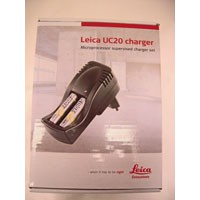 LEICA UC20 CHARGER FOR AAA BATTERIIES - 788956