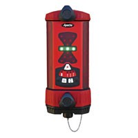 BULLSEYE® 3+ Laser Receiver - Machine Control Sensor From Apache W/Rechargeable Battery Pack