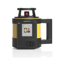 Leica Rugby 820 General Construction Laser with RE 140 and Li-on Rechargeable Battery