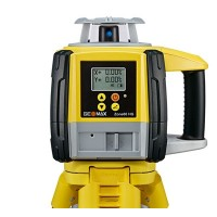 GeoMax Zone60 HG Semi-Automatic Dual Grade Laser with Digital Receiver -